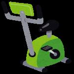 アルインコのエアロバイクを購入した感想!部屋で楽に有酸素運動